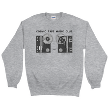 Load image into Gallery viewer, Cosmic Tape Music Club Sweatshirt & CD Bundle