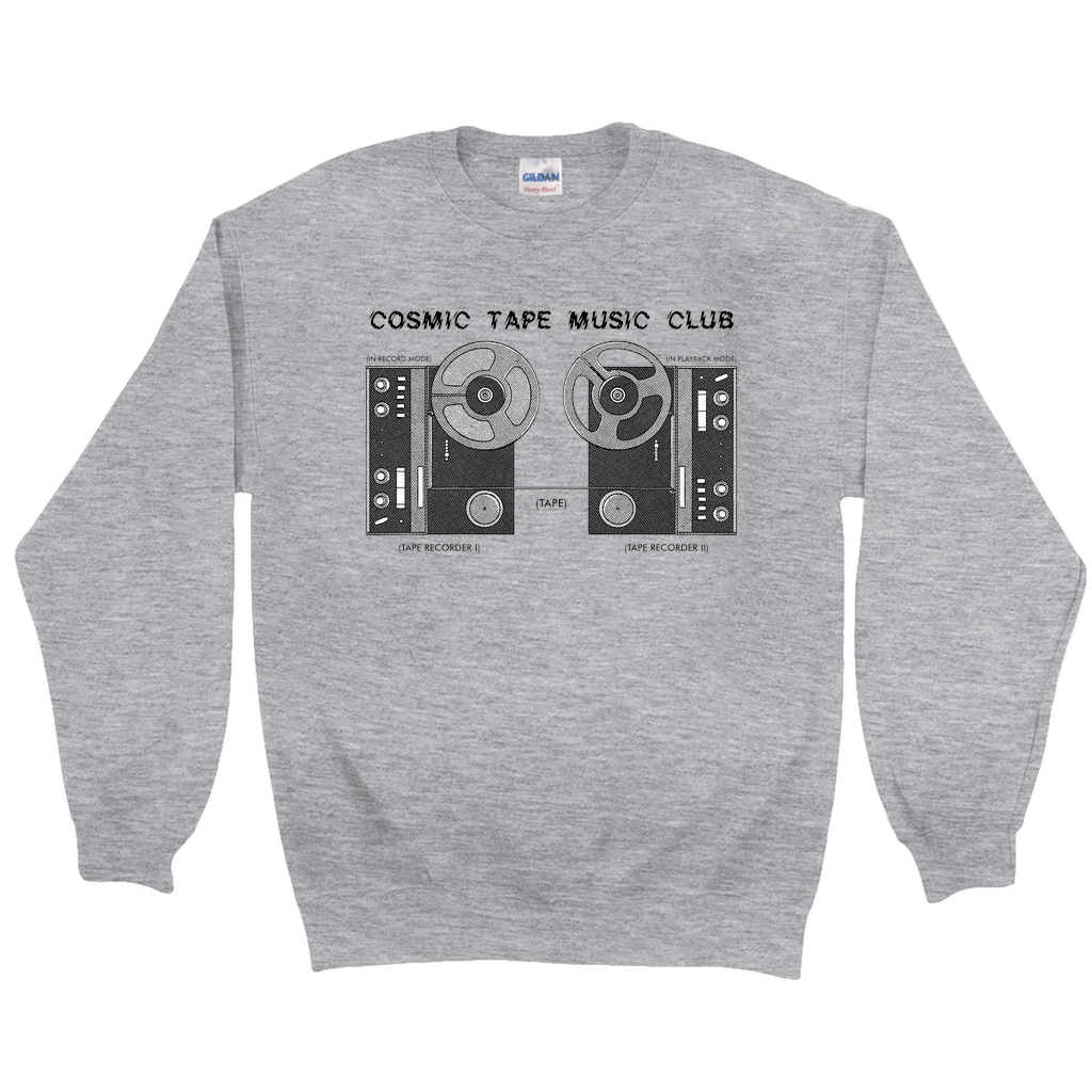 Cosmic Tape Music Club Sweatshirt