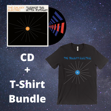 Load image into Gallery viewer, Tomorrow Was Better Yesterday - CD & T-Shirt Bundle