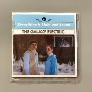 The Galaxy Electric - Everything is Light and Sound - CD