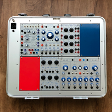 Load image into Gallery viewer, Blank Panel - Buchla compatible (Single Space)