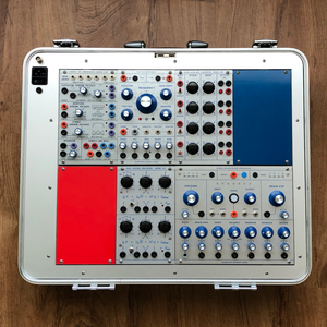 Blank Panel - Buchla compatible (Single Space)