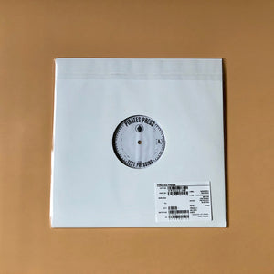 Tomorrow Was Better Yesterday - Signed Test Pressings