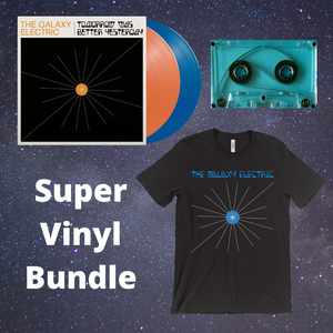 Tomorrow Was Better Yesterday - Super Vinyl Bundle