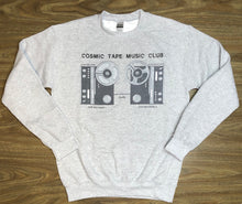 Load image into Gallery viewer, Cosmic Tape Music Club Sweatshirt