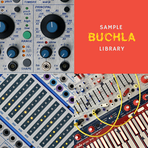 Buchla Sample Library Vol. 1