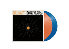"Load image into Gallery viewer, Limited Edition Double Colored Vinyl - ""Tomorrow Was Better Yesterday"""