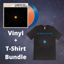 Load image into Gallery viewer, Tomorrow Was Better Yesterday - Vinyl & T-Shirt Bundle