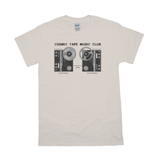 Load image into Gallery viewer, Cosmic Tape Music Club T-Shirt