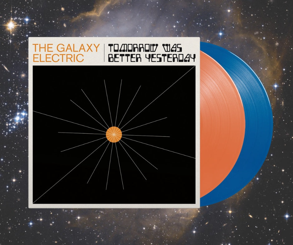 Limited Edition Double Colored Vinyl -