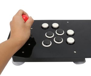 Gamepad Arcade Doble Bola de Dragón