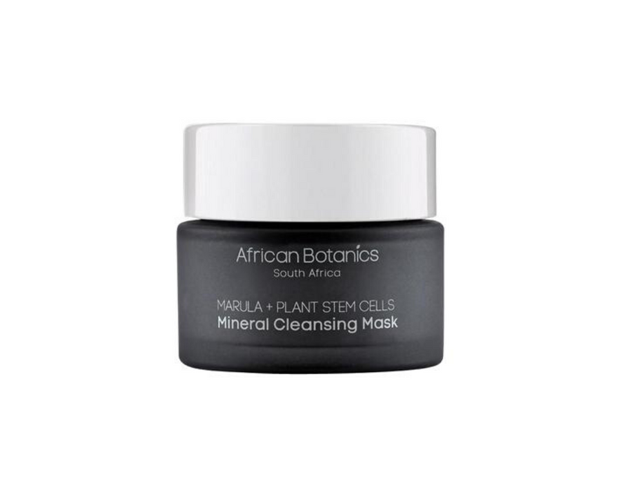 African Botanics Mineral Cleansing Mask Mask - Fig Face