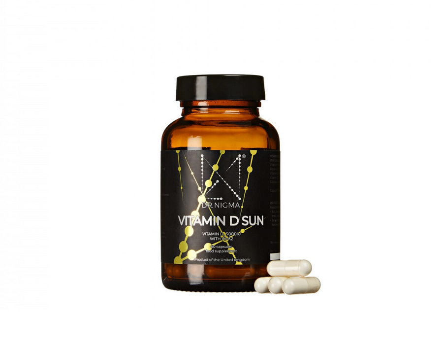 Dr. Nigma Talib Vitamin D Sun Body - Fig Face
