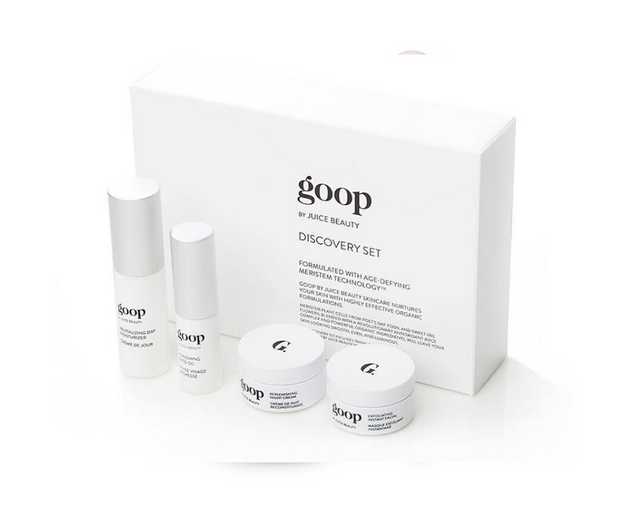 Goop Discovery Set by Goop Cleanse - Fig Face