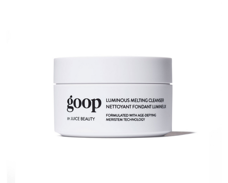 Goop Luminous Melting Cleanser Cleanse - Fig Face