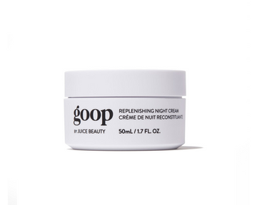 Goop Replenishing Night Cream Moisturize - Fig Face
