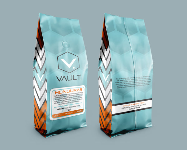 Vault.Coffee Club - Ground