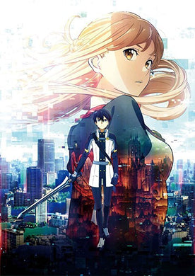 Sword Art Online The Movie: Ordinal Scale Regular Edition - Plantever