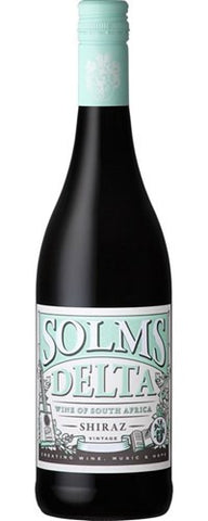 SHIRAZ 2014, Solms Delta, Franschhoek, South Africa
