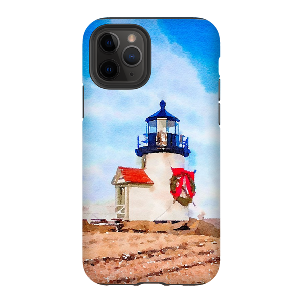 Nantucket Stroll iPhone Cover