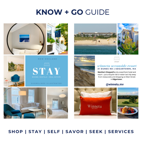NAVIGATOR | KNOW + GO GUIDE