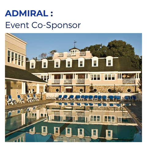 ADMIRAL: Event Co-Sponsor