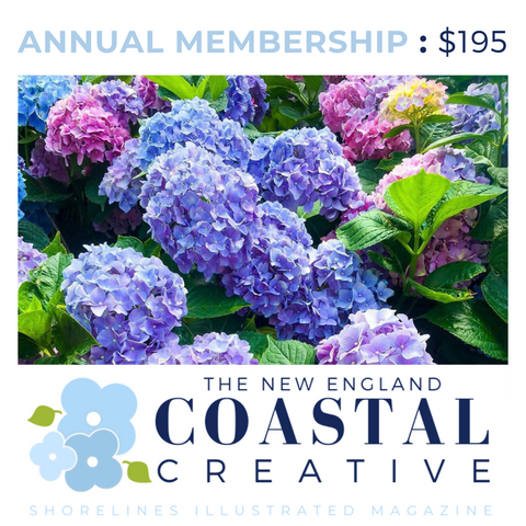 New England Coastal Creative Annual Membership