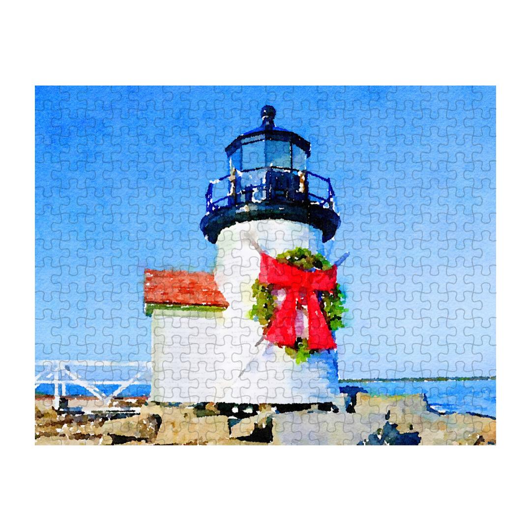 Nantucket Stroll Puzzle