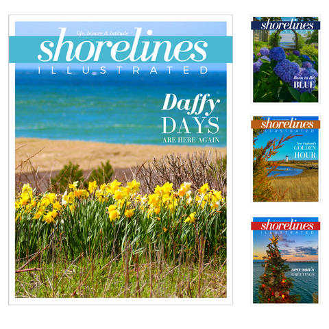 Shorelines Illustrated | Yearly Print Subscription