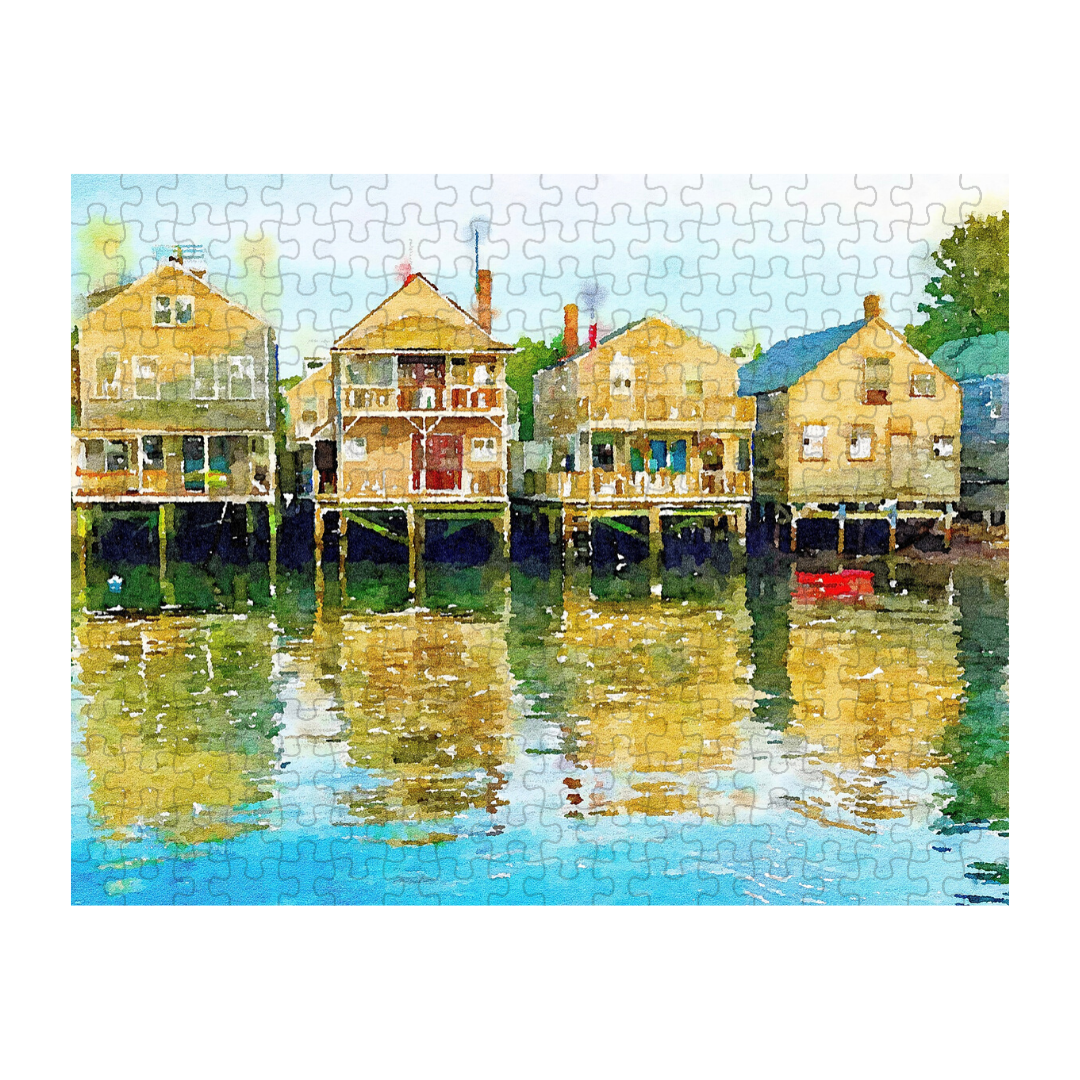 Old North Wharf Puzzle