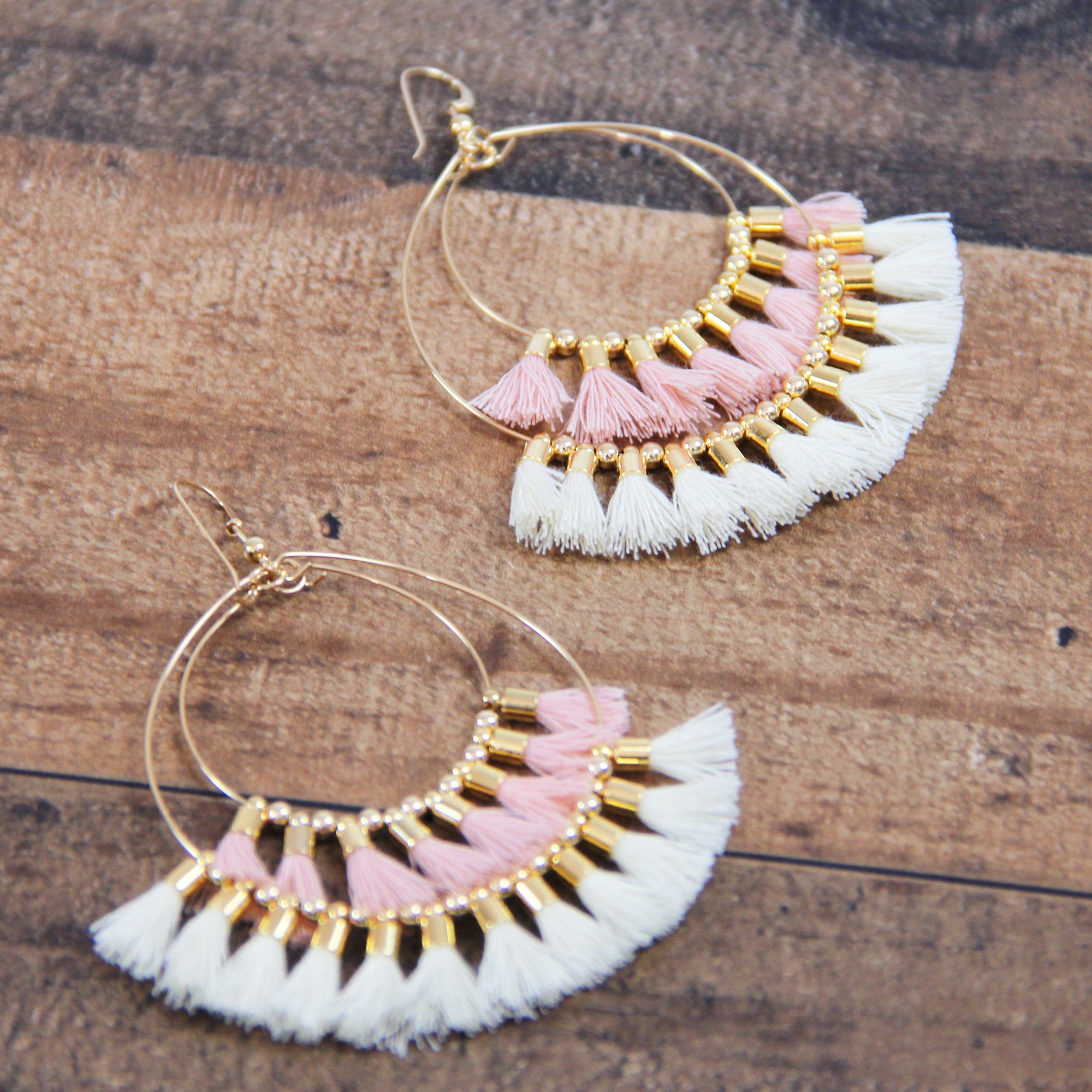 Aurora Tassel Earrings | Sale