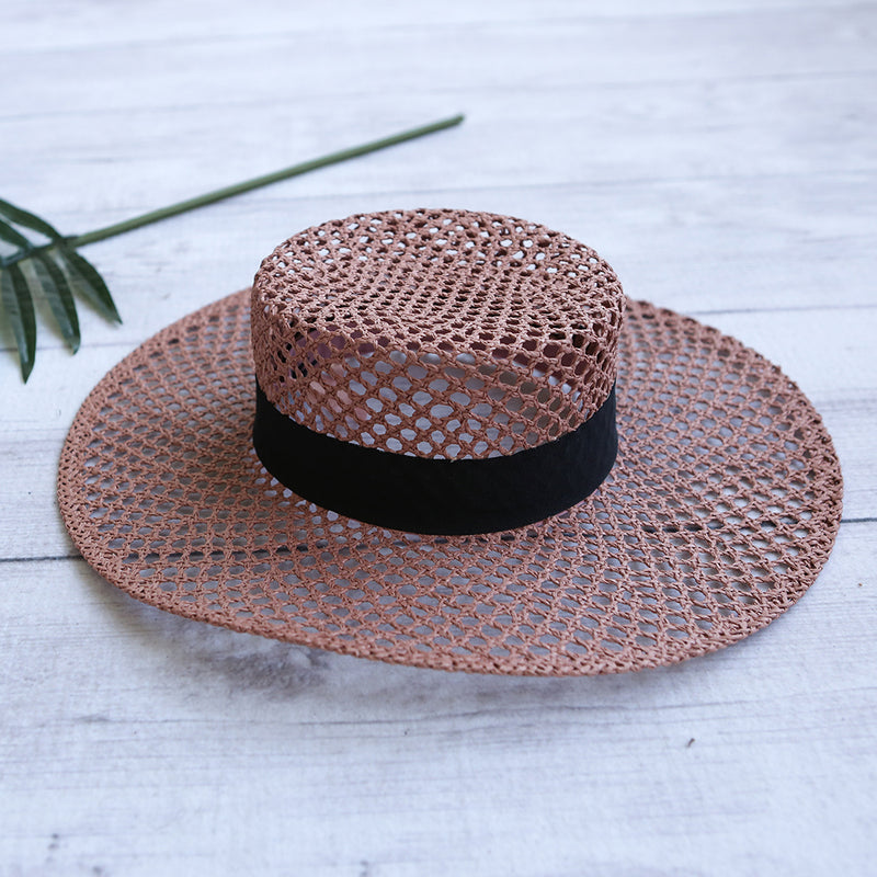 Kinsley Straw Hat