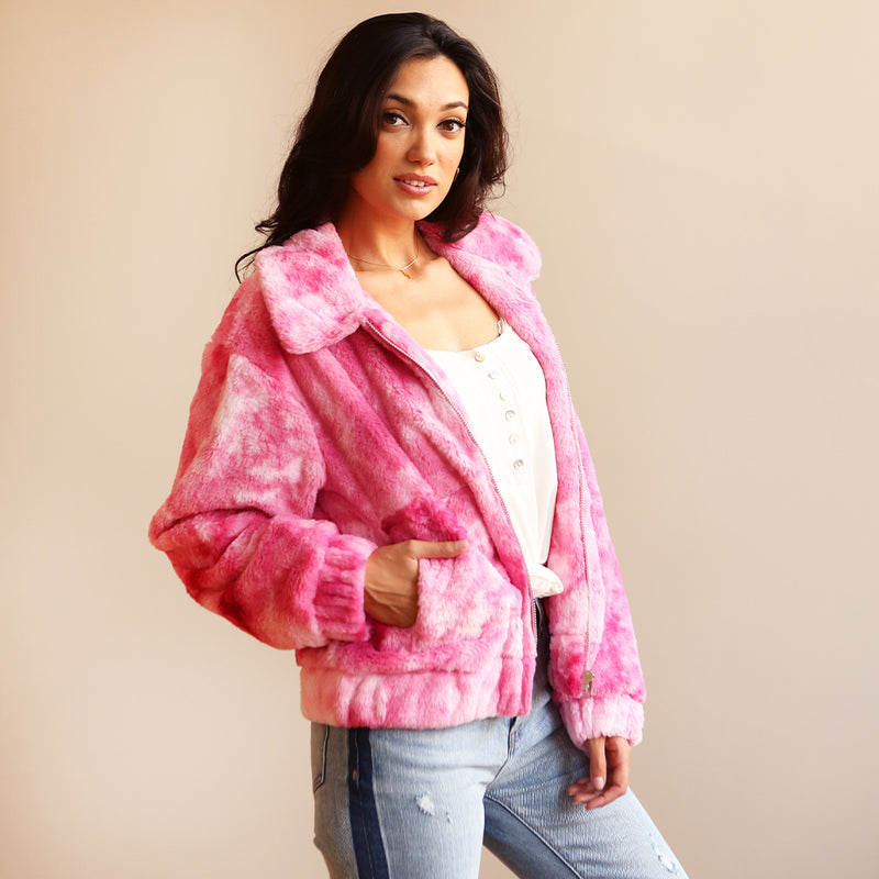 Bestie Faux Fur Jacket