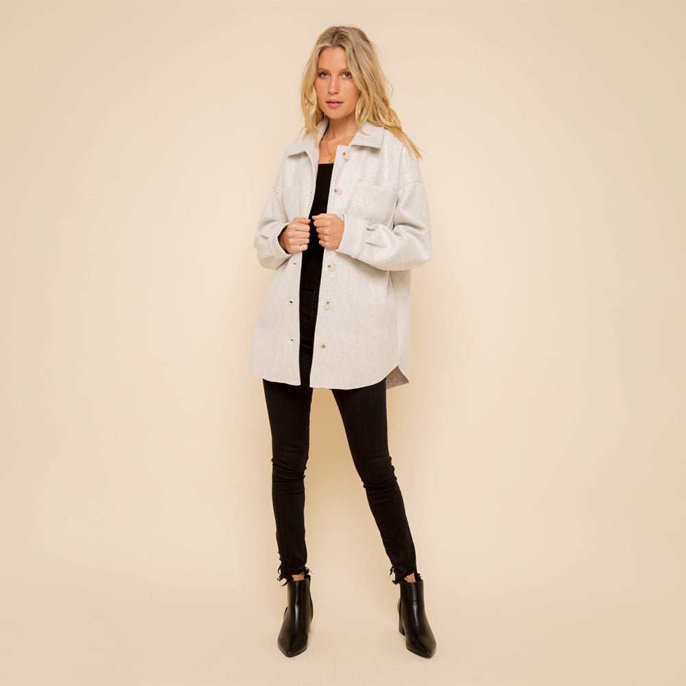 Dandie Button up Jacket
