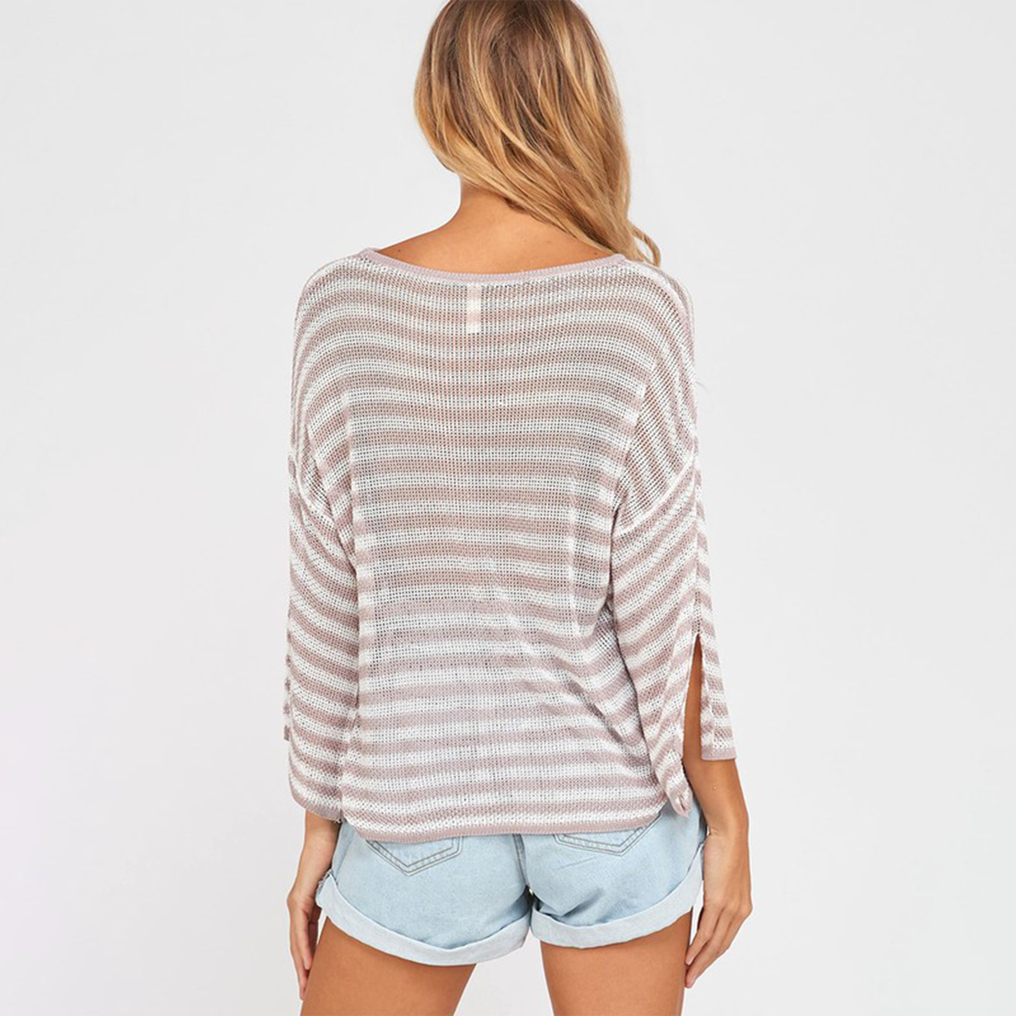 Laura Striped Sweater | Sale