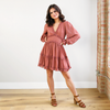 Brie Ruffle Dress