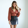 Becca Distressed Skirt