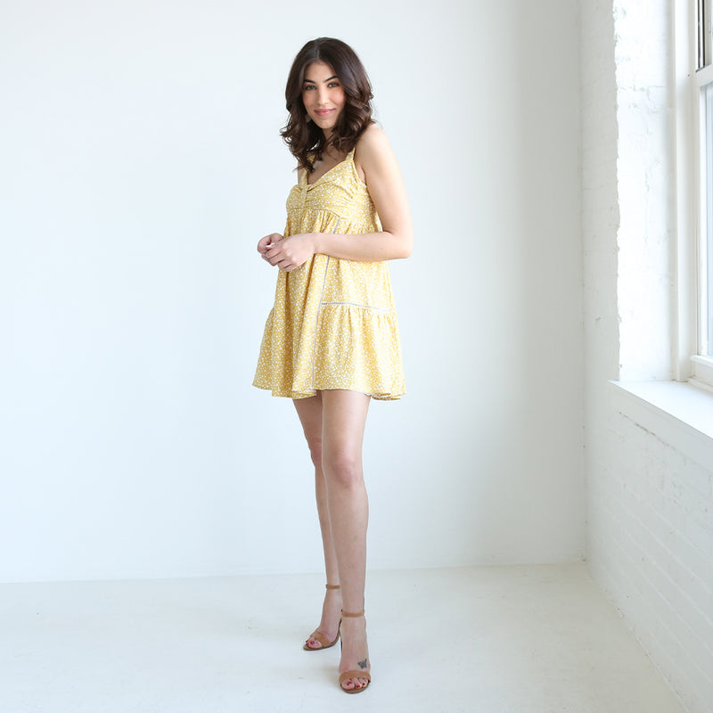Goldie Babydoll Dress