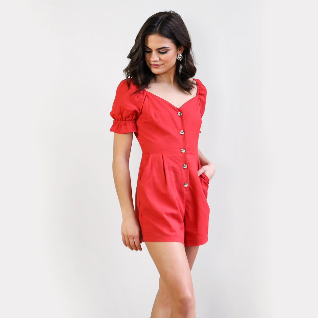 Lucy Romper
