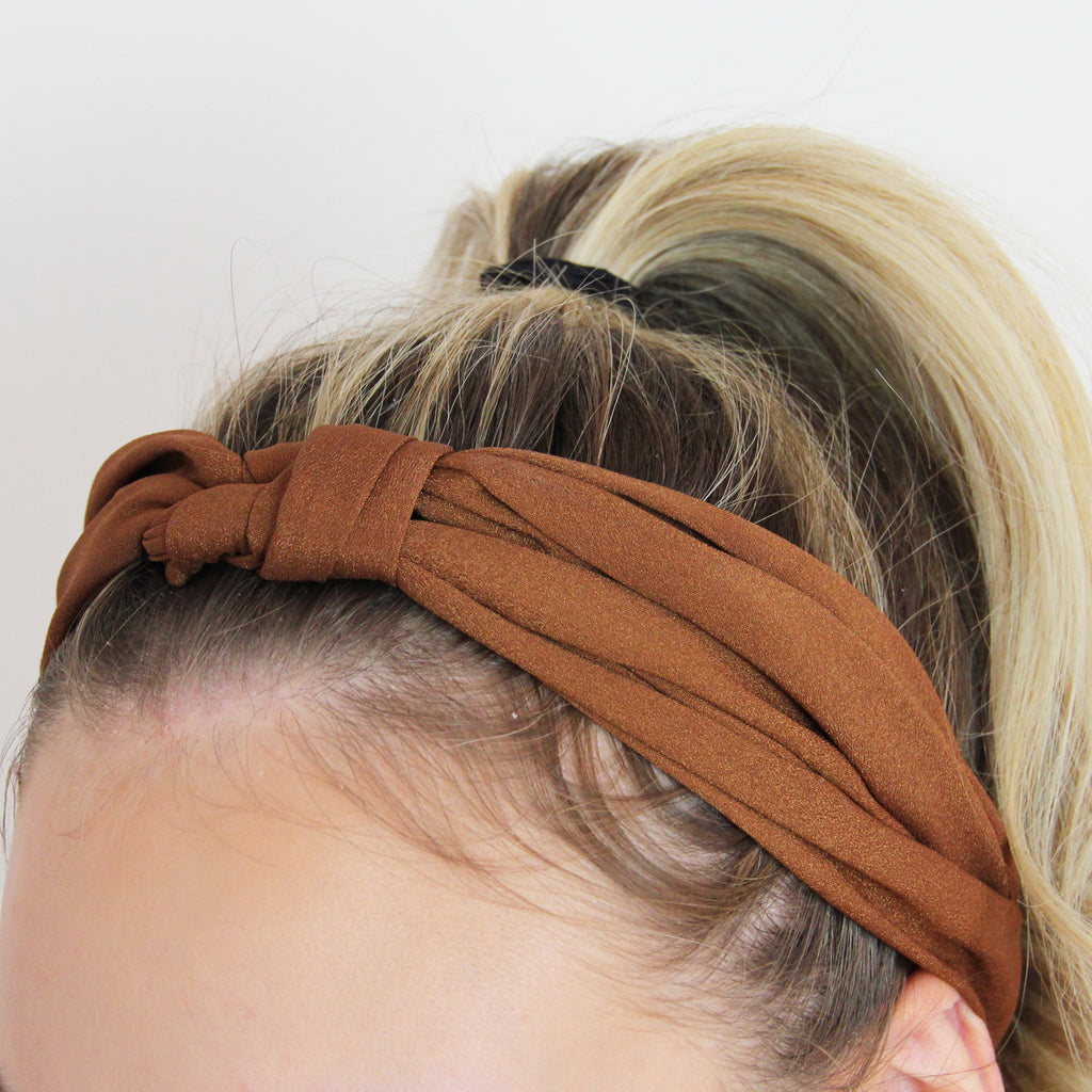 Raleigh Knot Headband