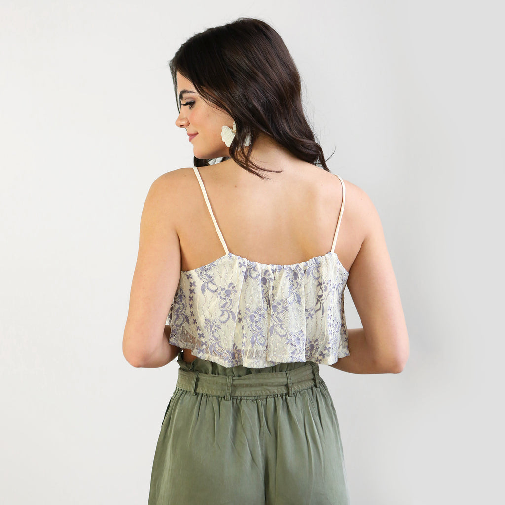 Dreamer Lace Top