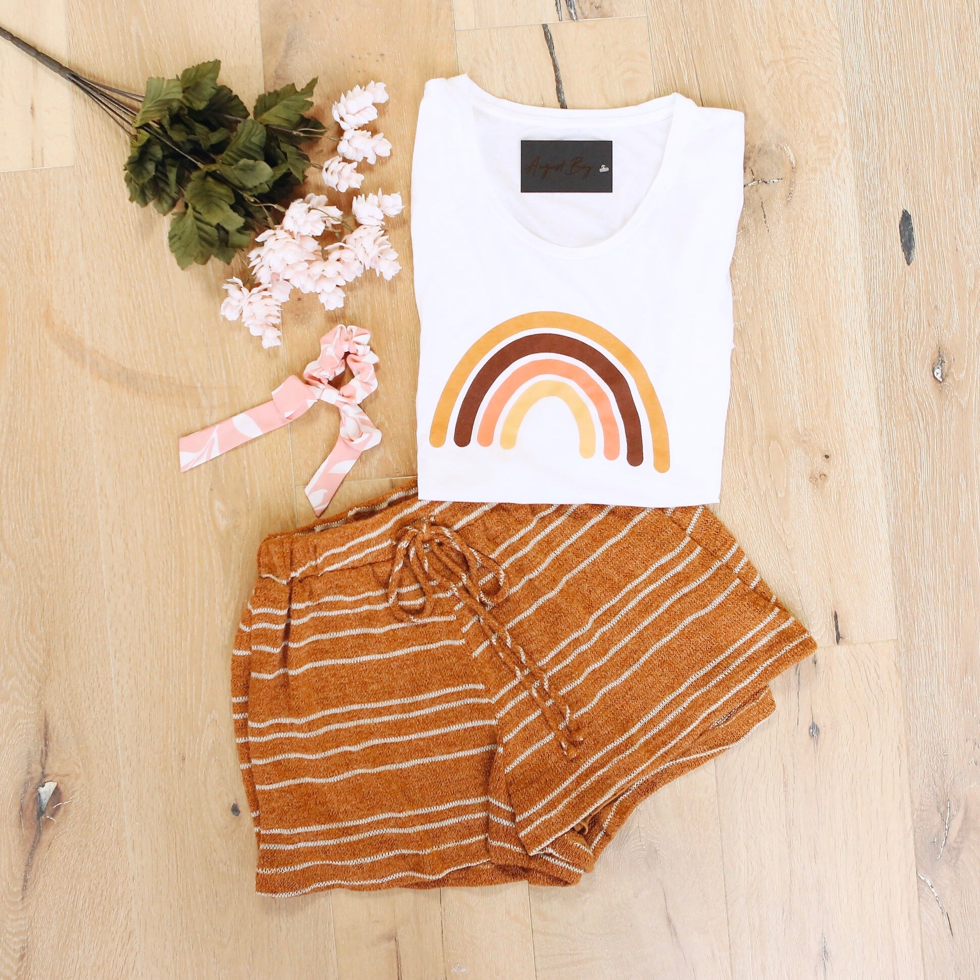 Honey Knit Shorts