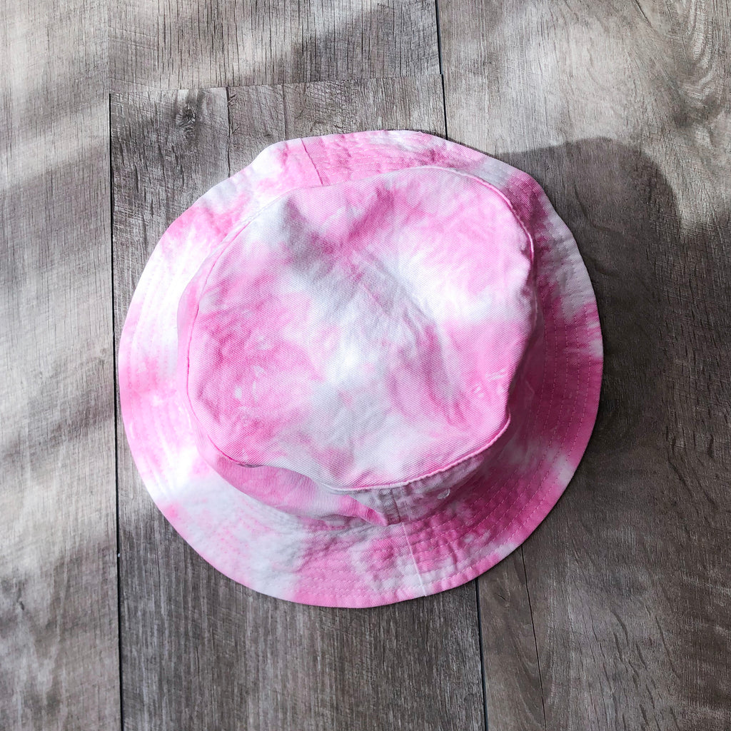 Pretty in Pink Bucket Hat
