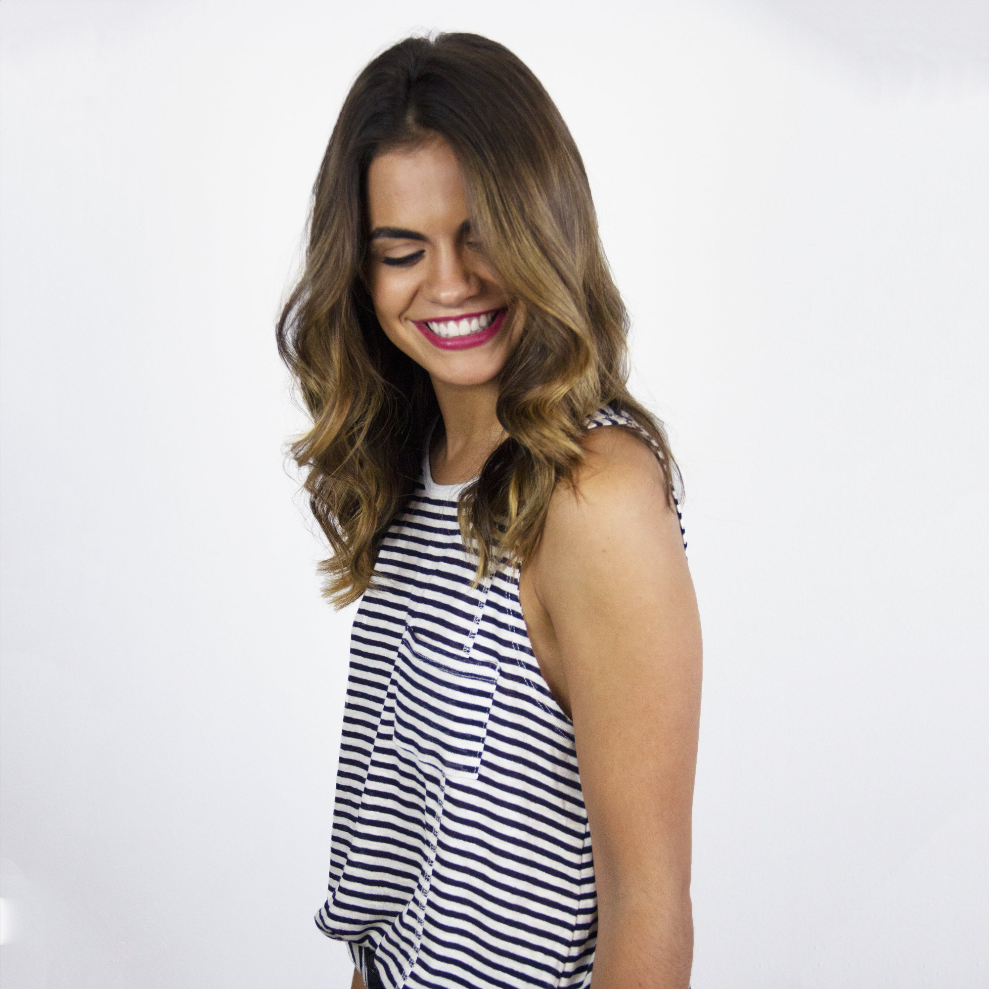 Missy Striped Tank | Sale