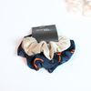 Electric Snow Scrunchie Set