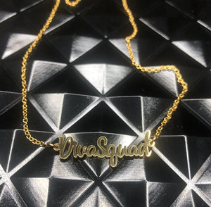 DivaSquad Necklace