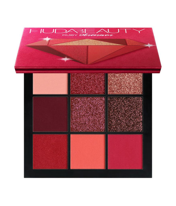 Huda Beauty Ruby Obsession Eyeshadow Palette