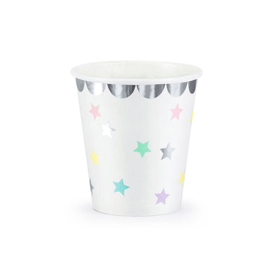 Unicorn Star Party Cups My Event Stylist