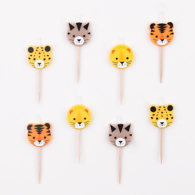 Mini Feline Candles From My Little Day By My Event Stylist