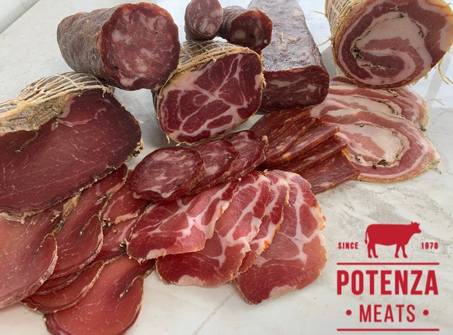 Dry Cured Meats